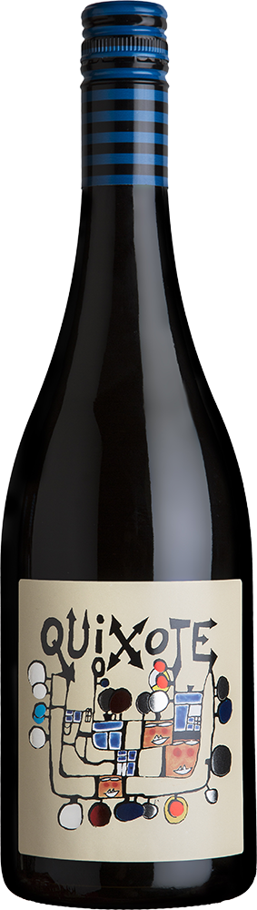 Quixote Winery Petite Sirah Bottle Preview