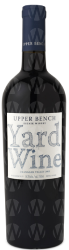 Upper Bench Estate Winery Yard Wine