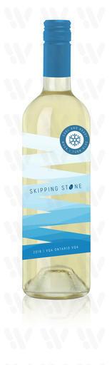 PondView Estate Winery Skipping Stone White