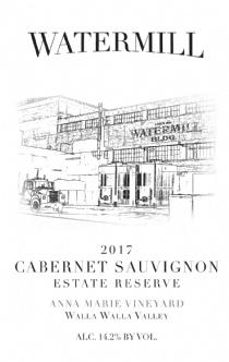 Watermill Winery Anna Marie Vineyard Cabernet Sauvignon Bottle Preview
