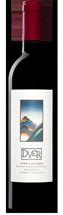 Dyer Vineyard Cabernet Sauvignon Bottle Preview