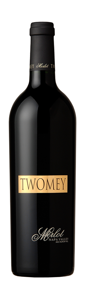 Twomey Merlot Napa Valley Bottle Preview