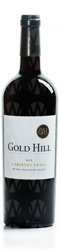 Gold Hill Winery Cabernet Franc