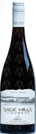 Sage Hills Vineyard Syrah