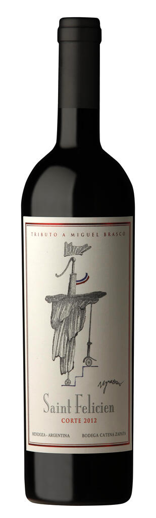 Bodega y Viñedos Catena Saint Felicien Tribute to Miguel Brascó Bottle Preview