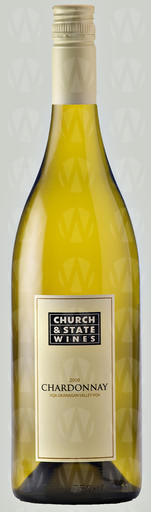 Church & State Wines Church Mouse Chardonnay