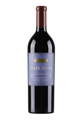 """BRYTER Estates """"Maritus"""" Cabernet Blend, Napa Valley Bottle Preview"""