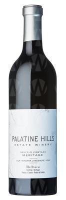 Palatine Hills Estate Winery Neufeld Vineyard Meritage