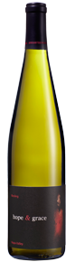 hope & grace Winery hope & grace Dry Riesling | Oak Knoll | Napa Valley Bottle Preview