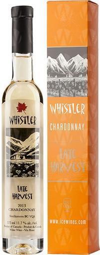 Whistler Chardonnay Late Harvest