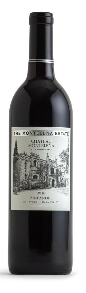 Chateau Montelena Estate Zinfandel Bottle Preview