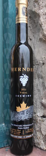 Hernder Estate Winery Vidal Icewine