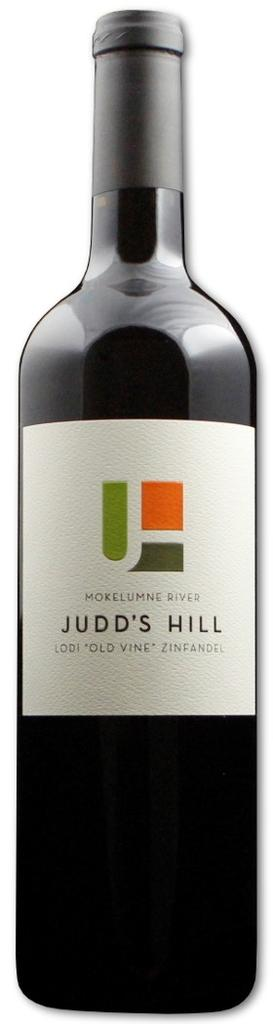 Judd's Hill ZINFANDEL, OLD VINE LODI Bottle Preview