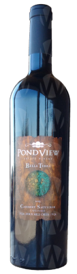 PondView Estate Winery Bella Terra Cabernet Sauvignon