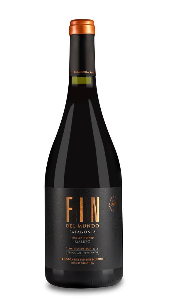 Bodega del Fin del Mundo Fin del Mundo Single Vineyard Malbec Bottle Preview