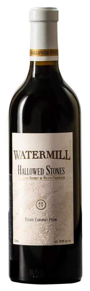 Watermill Winery Hallowed Stones Cabernet Franc Bottle Preview