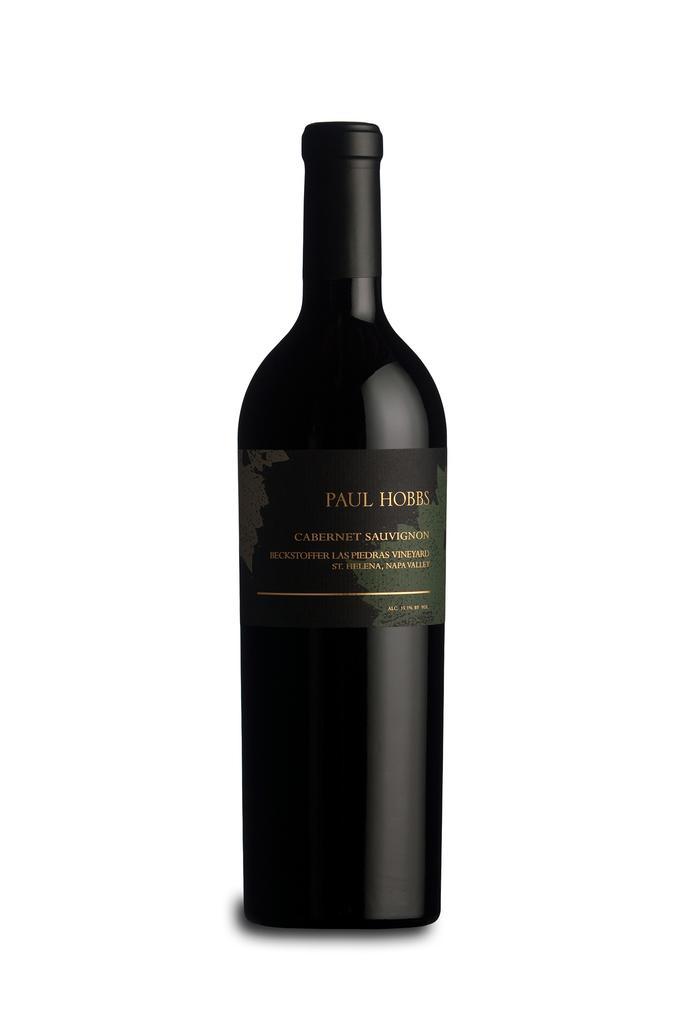 Paul Hobbs Beckstoffer Las Piedras Vineyard Cabernet Sauvignon Bottle Preview