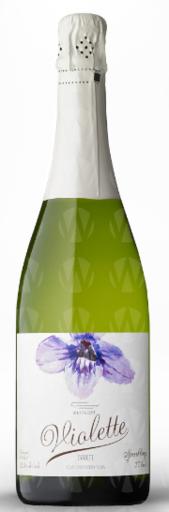 Westcott Ridge Winery Violette Sparkling Brut
