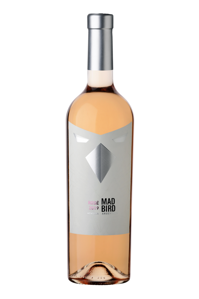 Corbeau Wines Mad Bird Rosé Bottle Preview