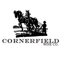 Cornerfield Wine Co. Logo