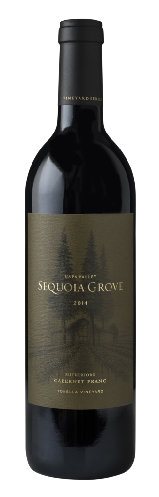 Sequoia Grove Winery Tonella Vineyard Cabernet Franc Bottle Preview