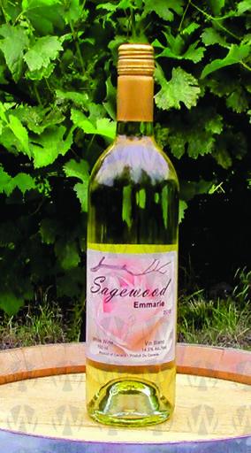 Sagewood Winery Emmarie