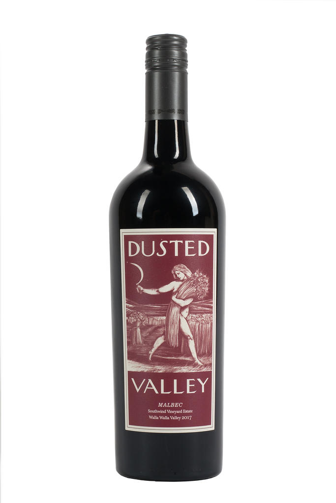 Dusted Valley Malbec Bottle Preview