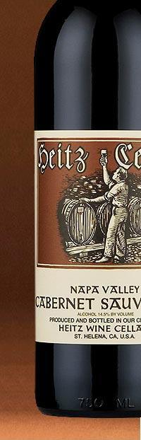 Heitz  Cellar Napa Valley Cabernet Bottle Preview