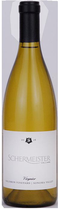 Schermeister Cellars Salomon Vineyard Viognier Bottle Preview