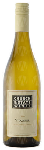 Church & State Wines Coyote Bowl Viognier