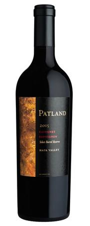 "Patland Estate Vineyards ""Select Barrel Reserve"" Cabernet Sauvignon Bottle Preview"