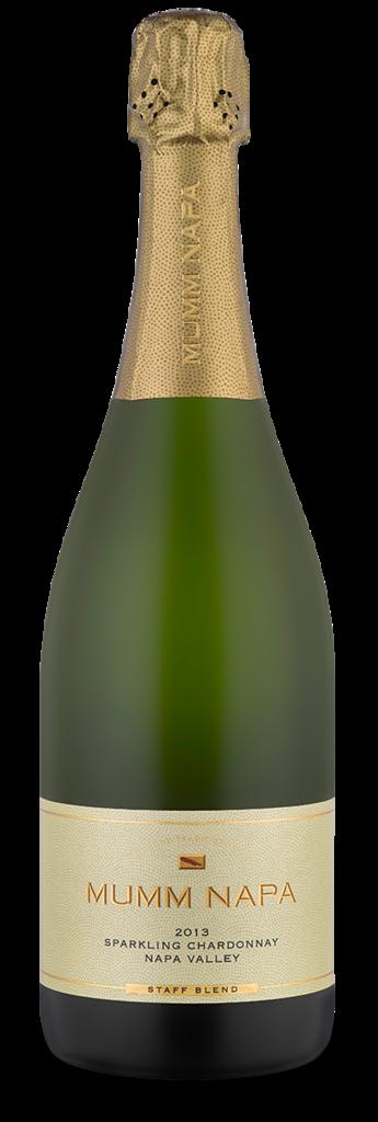Sparkling Chardonnay Staff Blend Bottle