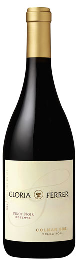 Gloria Ferrer Estate Varietals Dijon Clone Selection Pinot Noir Bottle Preview
