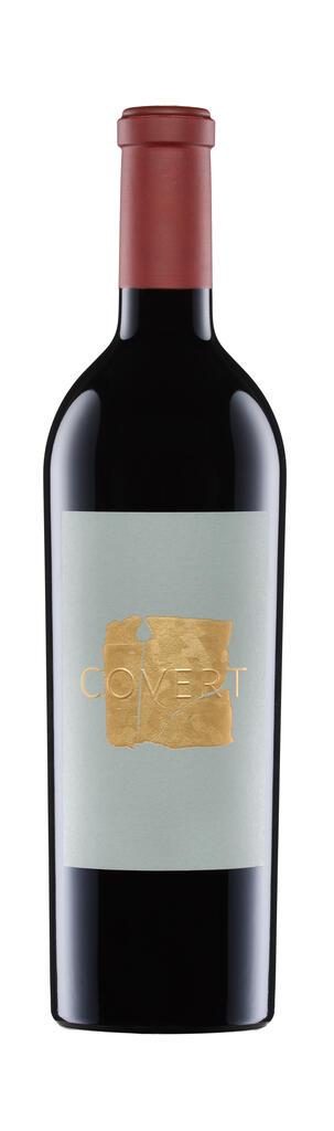 Covert Estate Covert Estate Clone 341 Cabernet Sauvignon Bottle Preview