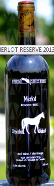 Waupoos Estates Winery Merlot Reserve