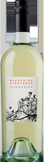 Dissonance Napa Valley Sauvignon Blanc Bottle