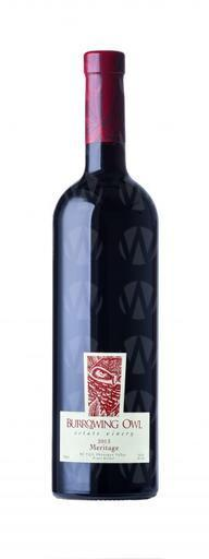 Burrowing Owl Estate Winery Meritage