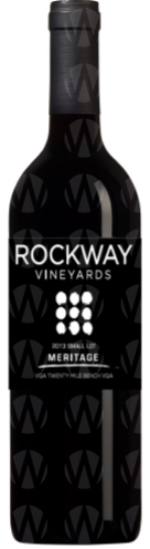 Rockway Vineyards Small Lot Meritage