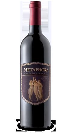 Metaphora Wines Cabernet Franc Bottle Preview