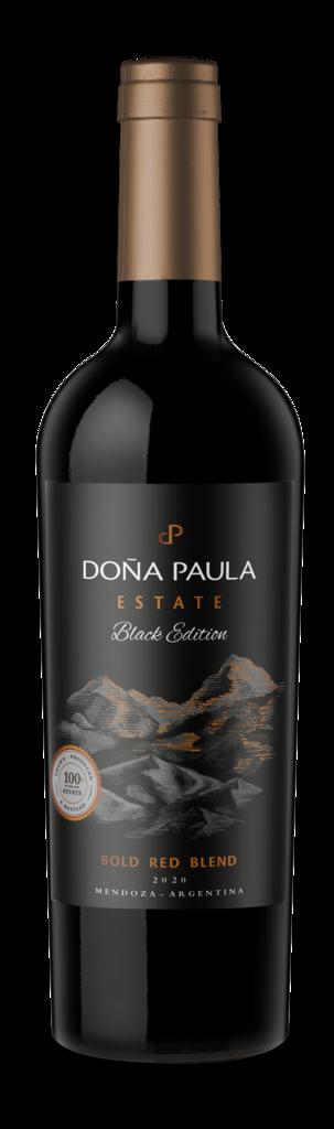 Doña Paula Doña Paula Estate Black Edition Bottle Preview