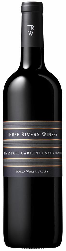 Three Rivers Winery Estate Cabernet Sauvignon Bottle Preview