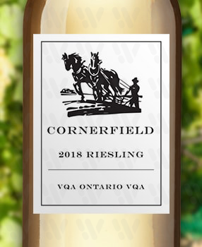 Cornerfield Wine Co. Riesling