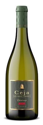 Ceja Vineyards Napa Carneros Chardonnay Bottle Preview