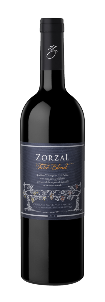 Zorzal Wines Field Blend Bottle Preview