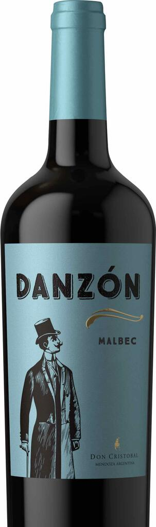 Bodega Don Cristobal Danzón Malbec Bottle Preview