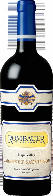 Rombauer Vineyards Cabernet Sauvignon Bottle Preview