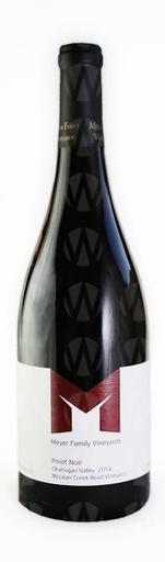 Meyer Family Vineyards McLean Creek Rd Pinot Noir