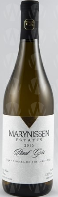 Marynissen Estates Winery Pinot Gris