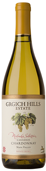 Grgich Hills Estate Miljenko's Selection Chardonnay Bottle Preview