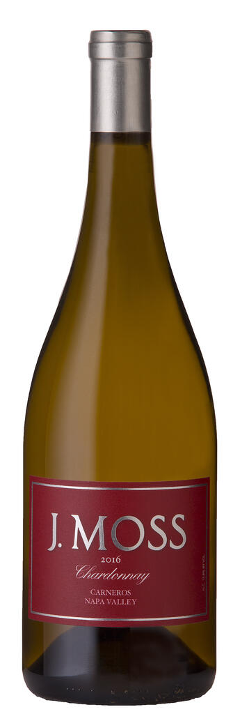 2020 Napa Valley Chardonnay Bottle